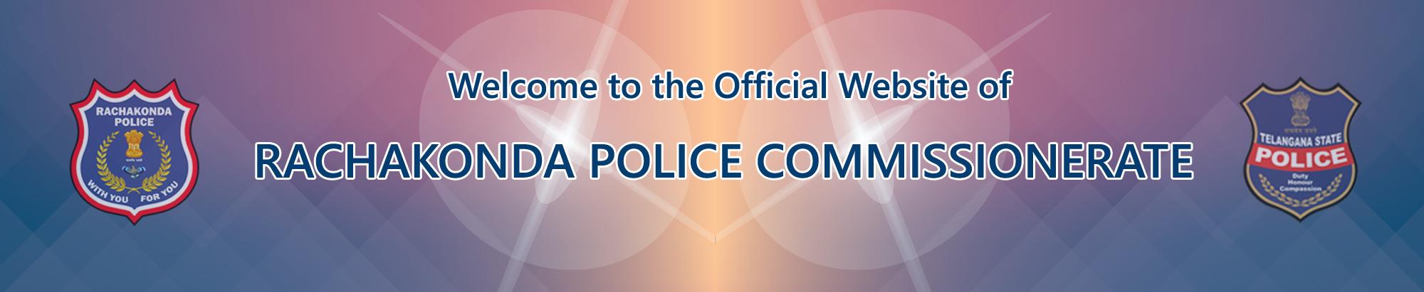 Rachakonda Police Commissionerate